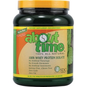 SDC Nutrition About Time 100% All Natural Whey Isolate, 2lb