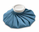 Mueller Reusable Ice Bag - Blue, 23cm