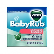 Vicks Vicks Babyrub Soothing Ointment