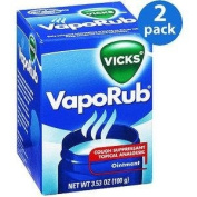 Vicks VapoRub Topical Cough Suppressant Ointment