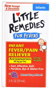 Little Remedies Little Remedies Little Fevers Infant Fever/Pain Reliever Acetaminophen Grape