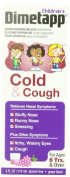 Dimetapp Cold & Cough, 120ml