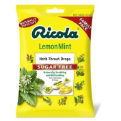 Ricola Ricola Herb Throat Drops Lemon Mint Sugar Free