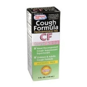 Preferred Plus Pharmacy Cough Formula Cf Cough & Cold - 120ml