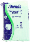 Attends Breathable Briefs Xx-Large 160cm - 180cm