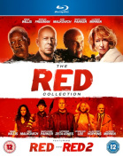 Red/Red 2 [Blu-ray]