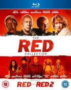 Red/Red 2 [Regions 2,4] [Blu-ray]