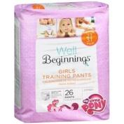 Walgreens Premium Training Pants Girl, 2T/3T, 26 ea