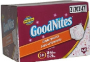 GoodNites Night Time Underpants- Small/Medium 40 ct.