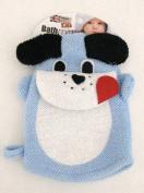 London Bath & Beauty Kid's Bath Mitt Terry Cloth Bath Puppet / Wash Cloth / Bathmitt