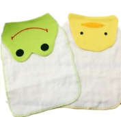 Cotton Baby Child Kid Gauze wipe sweat towel
