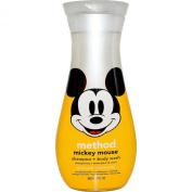 Method, Mickey Mouse Shampoo + Body Wash, Lemonade, 18 Fl Oz