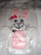 Avon Childrens Bath Mitt Kids Infants Tiny Tillia Bunny Rabbit