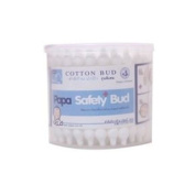 Papa Baby Safety Bud Cotton Buds Pure Cotton 100%