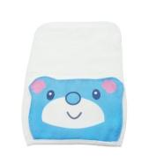 Baby Sweat Towel - Blue Bear