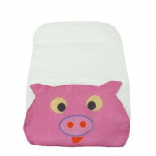 Baby Sweat Towel - Piggy