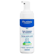 Mustela Foam Shampoo For Newborns 150ml/5.07oz
