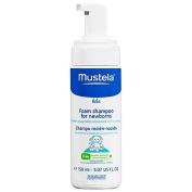 Mustela Foam Shampoo For Newborns 150ml/5.07oz