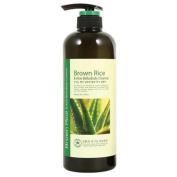 Hyssop Organic Brown Rice & Aloe Vera Body Cleanser 800ml