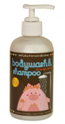 Belly Buttons and Babies 240ml Blast Body Wash and Shampoo