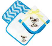 AM PM Kids! Washcloth Set
