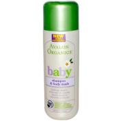 Avalon Organics Tear-Free Baby Shampoo and Body Wash - 240ml Avalon Organics Tear-Free Baby Shamp