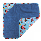 Room Magic Hooded Towel, Pirate Pals