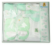 Big Oshi Baby 7 Piece Layette Gift Set - Newborn