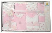 Big Oshi Baby 15 Piece Layette Gift Set - Newborn