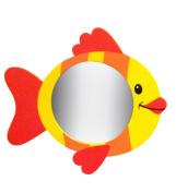 Animal Planet Bath Tub Mirror, Fish