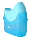 BRICA Shower and Rinse Bath Pitcher, Blue