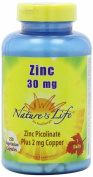 Zinc, 30 mg, 250 Veggie Caps
