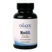 Thorne Research - OncoQOL MyoQOL 60 Fishgel Caps