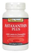 Prairie Naturals Astaxanthin Plus with Lutein and Zeaxanthin, 120 softgels