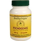 Healthy Origins Pycnogenol Veg Caps 100 mg