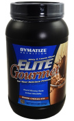 Dymatize Elite Gourmet 100% Whey Sustained Release Protein, Swiss Chocolate, 0.9kg
