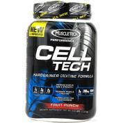 Muscletech Cell Tech Performance Series Powder, Fruit Punch, 3 Pounds