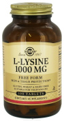 Solgar L-Lysine 1000 mg Tablets