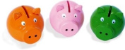Vilac - Money Box - Pink Pig - French version