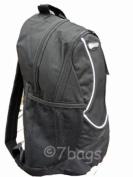 Girls School Backpack Rucksack Bag Hi-Tec Pink Logo 0301K