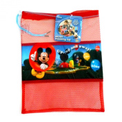Kids Disney Boys Mickey Mouse Storage Drawstring Tidy School P.E Gym Swimming Bag