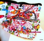 XIAOMEI Colourful Cartoon A4 Lady's Bag 825C for Travel, Holiday, Mummy changing bag, Gym bag, School or College etc