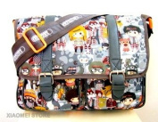 XIAOMEI A4 Messenger Style Bag 9835H - for School or College Etc