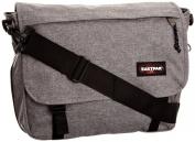 Eastpak Messenger Bag, Delegate, 20.0 Litres, grey Sunday Grey, EK076