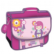 Kimmi junior pink and purple kids School Bag