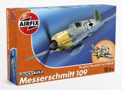 Airfix Quick Build Messerschmitt Bf109e Aircraft Model Kit