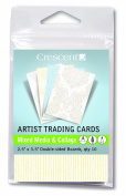 Crescent Artist Trading Cards 6.4cm x 8.9cm 10/Pkg-Mixed Media & Collage - Vintage Prints