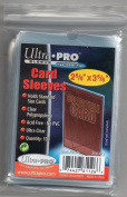 Trading Card Sleeves - 500 Ultra Pro Clear Deck Protectors Pokemon MTG Sized