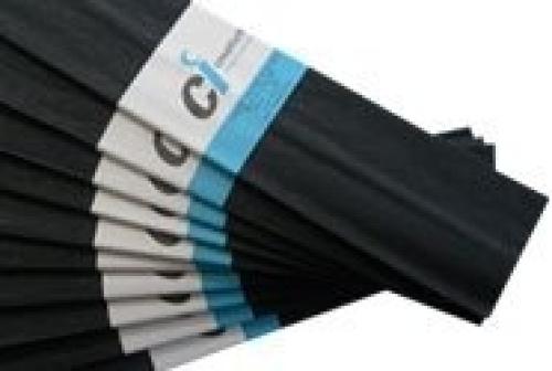 black crepe paper craft paper gift wrap paper roll sheets. Black Bedroom Furniture Sets. Home Design Ideas