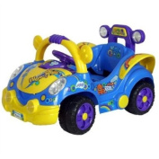 Kids Ride-On Electric Beach Car Cruiser - 6V Battery 2.5 km